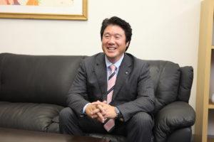 代表取締役社長後藤よりメッセージ