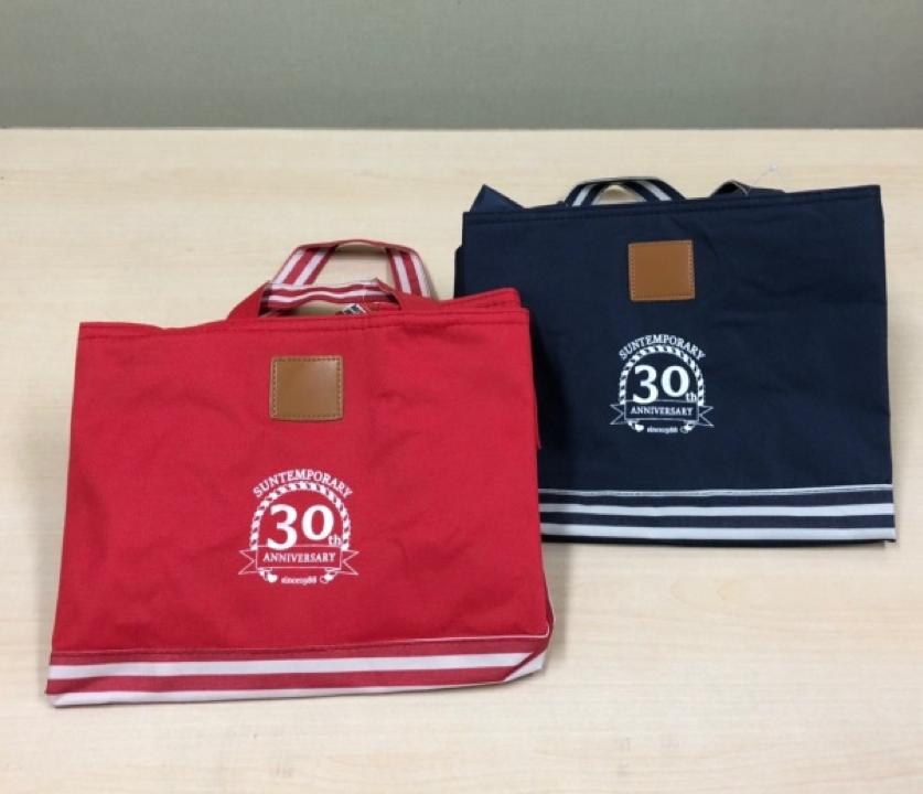 サン・テンポラリー30周年記念エコバッグ2